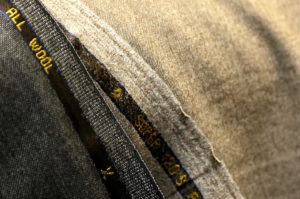 Pure wool of first choice