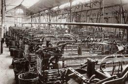 La storia del distretto tessile biellese